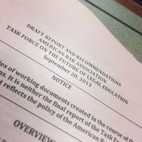 Photo taken at Duke University School of Law by Gray C. on 11/15/2013