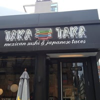 Photo taken at Taka Taka by Johnny G. on 5/25/2013