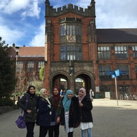 Photo taken at Newcastle University Students' Union by Thaqifah A. on 3/29/2016