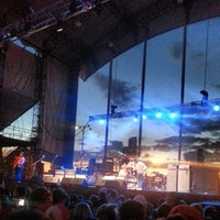 Photo taken at FirstMerit Bank Pavilion at Northerly Island by Gail R. on 6/28/2013