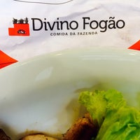 Photo taken at Divino Fogão by Claudio C. on 9/4/2015