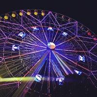 Photo taken at Texas Star Ferris Wheel by Brian R. on 10/18/2012