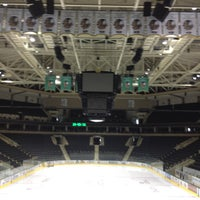 Photo taken at Ralph Engelstad Arena by Bill B. on 5/10/2013