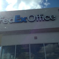 Photo taken at FedEx Office Print & Ship Center by Chuck H. on 10/13/2012