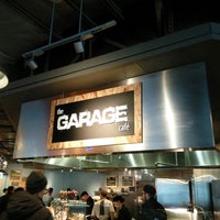 Photo taken at The Garage Cafe by Pablo C. on 12/17/2014