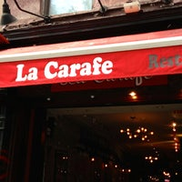 Photo taken at La Carafe by The Corcoran Group on 7/29/2013