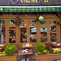 Photo taken at Organika - Organic Bar & Kitchen by The Corcoran Group on 7/22/2013