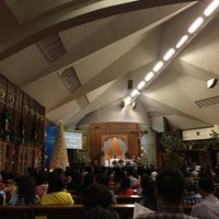 Photo taken at Gereja Katolik Santo Andreas by ✨ Stephanie 🌸 L. on 12/24/2015