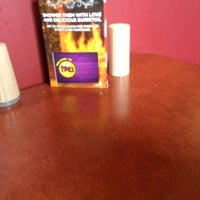 Photo taken at Moe's Southwest Grill by Heather S. on 11/16/2012
