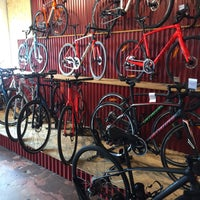 Photo taken at Kria Cycles by Emil G. on 6/27/2016