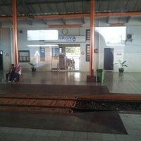 Photo taken at Stasiun Kroya by Aswin H. on 10/21/2012