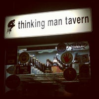 Photo taken at Thinking Man Tavern by Mike A. on 1/30/2013