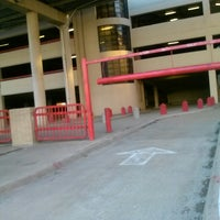 Photo taken at Convention Center Station (DART Rail) by LaJohn M. on 6/11/2013