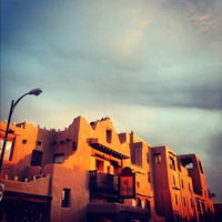 Photo taken at La Fonda Santa Fe by Noah L. on 11/21/2012