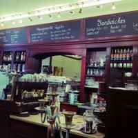 Photo taken at Berliner Kaffeerösterei by Irina on 5/23/2013