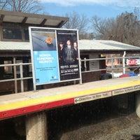 Photo taken at LIRR - Douglaston Station by Korey Anthony C. on 2/13/2013