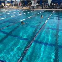 Photo taken at Palm Desert Aquatic Center by T D. on 12/21/2015