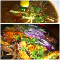 Photo taken at Masaledar Restaurant by Anastasia d. on 10/4/2014
