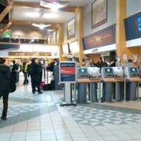 Photo taken at Burlington International Airport (BTV) by David R. on 1/13/2013