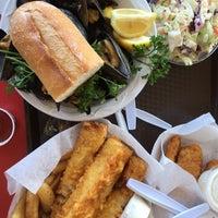 Photo taken at Malibu Sea Food by Jane L. on 6/6/2016