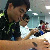 Photo taken at F3C04 by Wan M. on 3/13/2012