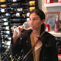 Photo taken at Biondivino Wine Boutique by Andrew R. on 5/7/2016