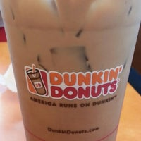 Photo taken at Dunkin Donuts by Teresa G. on 6/17/2013