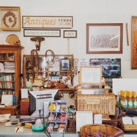 Photo taken at Mercantile Gifts & Consignment by Michelle on 9/14/2015