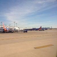Photo taken at Gate 8 by Rose M. on 2/2/2013