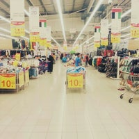 Photo taken at Carrefour كارفور by Fa!z P. on 10/26/2015
