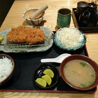 Photo taken at Tonkichi (とん吉) by Vincent L. on 6/12/2016
