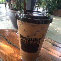 Photo taken at Sawasdee Coffee by Zsamaya' Z. on 11/16/2016