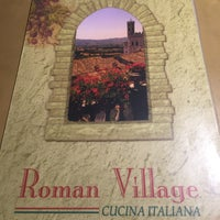 Photo taken at Roman Village Cucina Italiana by Mike M. on 11/14/2015