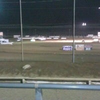 Photo taken at Canyon Speedway by Madelyn E. on 11/3/2012