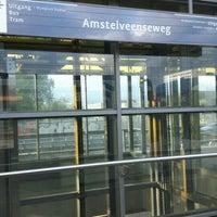 Photo taken at Metrostation Amstelveenseweg by oviewapp.com D. on 5/15/2016