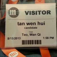 Photo taken at M1 Limited by Tan B. on 8/15/2013