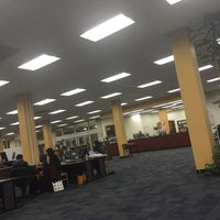 Photo taken at Albert S. Cook Library by Talal A. on 12/1/2015