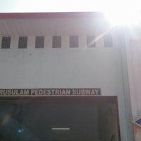 Photo taken at Tiruslam Railway Station by etsuko on 5/1/2016