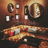 Photo taken at Smyth Lobby Bar by noonehere on 7/25/2014