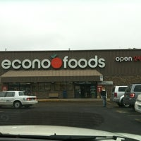 Photo taken at Econo Foods by Donna on 11/20/2012