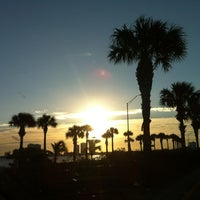 Photo taken at Caloosahatchee Bridge by Jeff O. on 12/21/2012