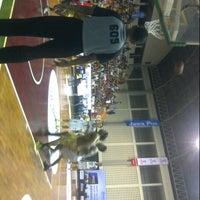 Photo taken at Sritex Arena by Muflih F. on 3/17/2013