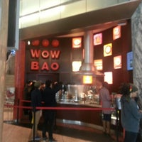 Photo taken at Wow Bao by Pablo L. on 11/19/2012