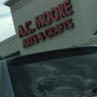 Photo taken at A.C. Moore Arts & Crafts by Joan M. on 5/18/2013