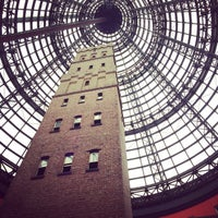 Photo taken at Shot Tower Museum by Sarah O. on 3/2/2015