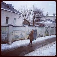 Photo taken at Vilniaus universiteto Gamtos mokslų fakultetas by Sarah O. on 2/14/2013