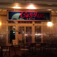 Photo taken at Cosmos Cafe Ballantyne by GiovanniCLT on 11/28/2012