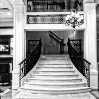 Photo taken at King Edward Hotel (Hilton Garden Inn Jackson) by Briana H. on 9/20/2012