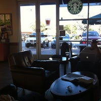Photo taken at Starbucks by Mete K. on 11/7/2012