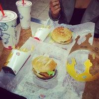 Photo taken at Burger King by YGQ 7. on 11/19/2013